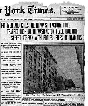 The New York Times: March 26, 1911